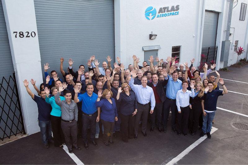 Atlas Aerospace Team