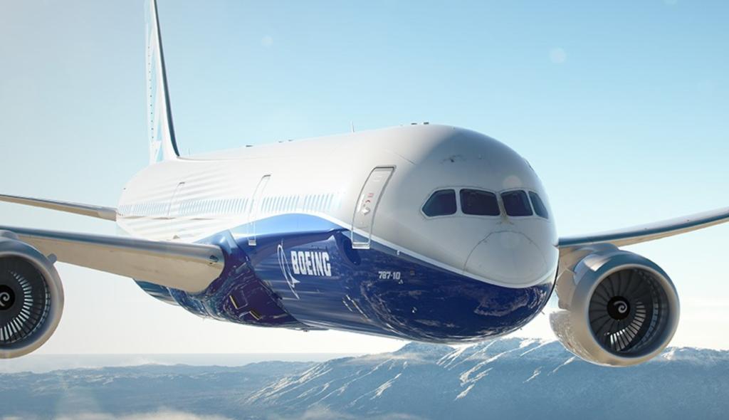 Boeing 787 – Aereos
