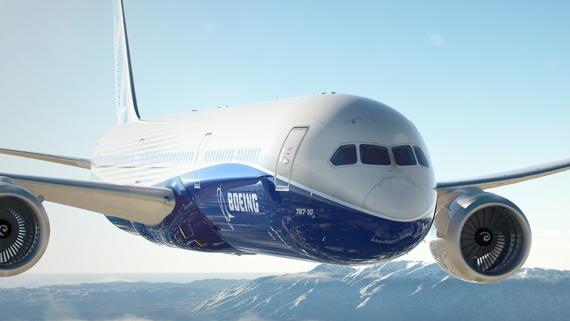 Boeing 787 - Aereos