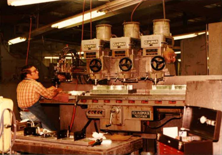 EA Machine and Operator 1