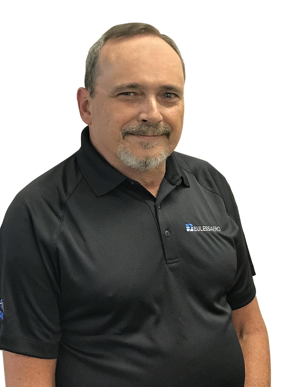 Randy Porter, Aerospace Machinist, EulessAero, An Aereos Operating