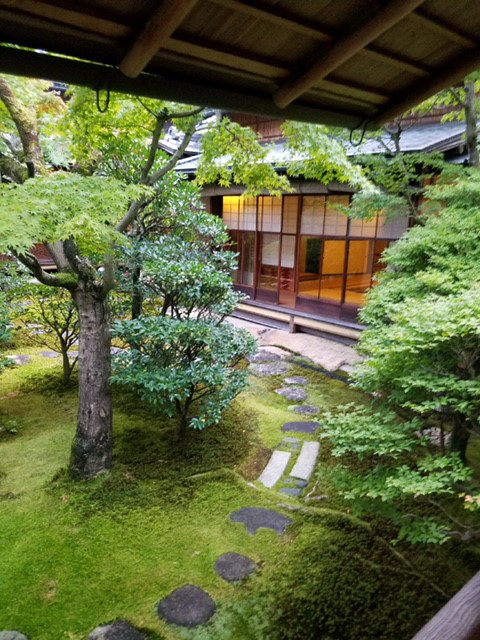A-beautiful-tea-house-surrounded-by-manicured-gardens-in-Nagoya-Japan-where-Jon-Polliard-attended-a-traditional-tea-ceremony