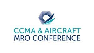 CCMA & Aircraft MRO Conference Logo Aereos, Atlas Aerospace, ACP, EulessAero