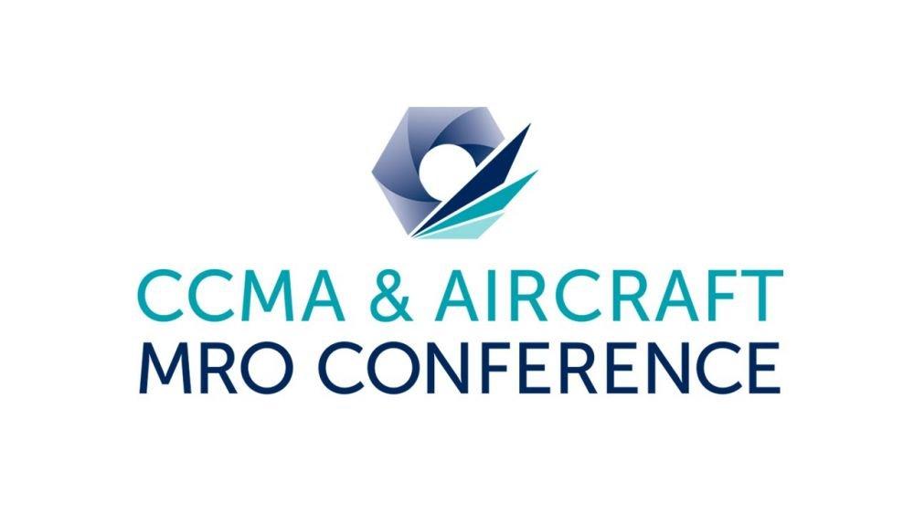 CCMA & Aircraft MRO Conference Logo