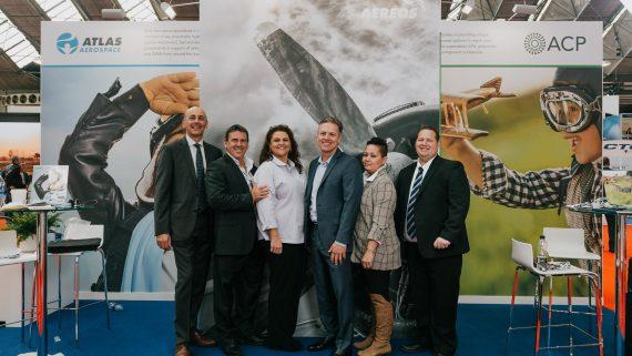 Aereos divisions, Atlas Aerospace and ACP, to Exhibit at MRO Europe 2018