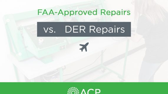 FAA-Accepted Repairs vs. DER Repairs. What's the Difference?