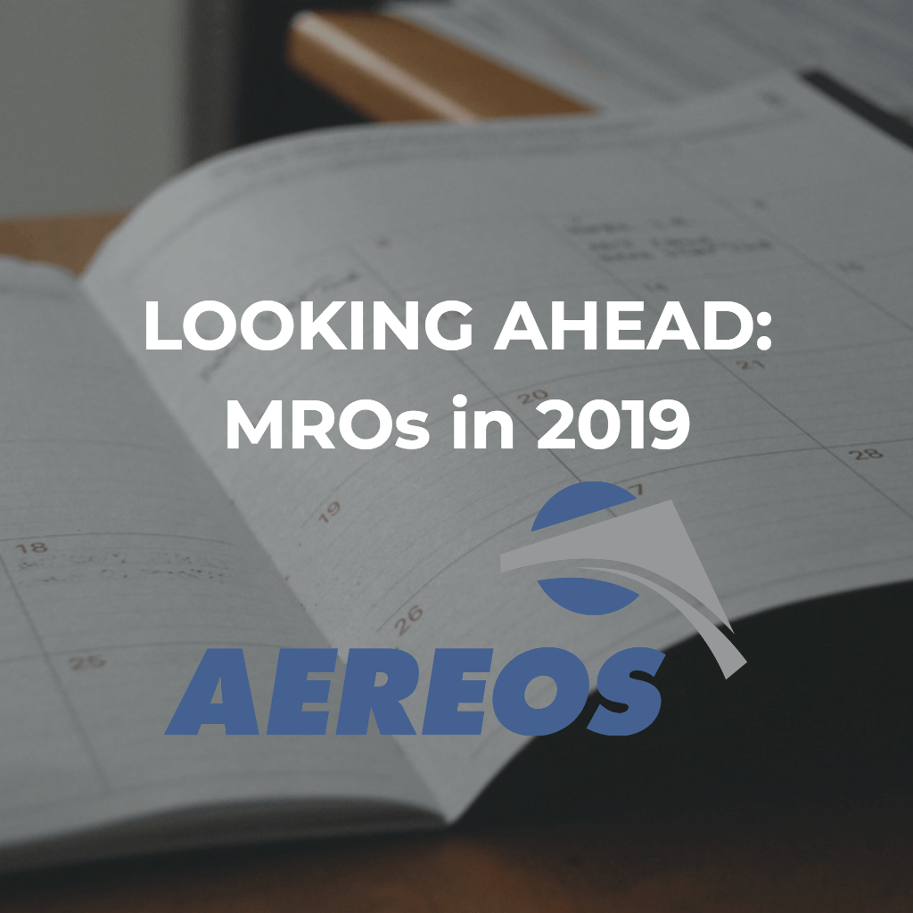 Looking Ahead: What is in store for the MRO market in 2019 Recent History of the Event