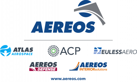 Aereos and all its divisions 2019 atlas aerospace, eulessaero, acp, aereos defense, aereos interior solutions