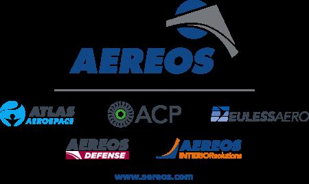 Aereos and all its divisions 2019 atlas aerospace, eulessaero, acp, aereos defense, aereos interior solutions