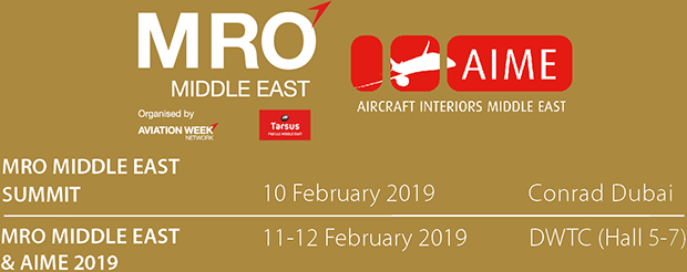 MRO Middle East Aereos