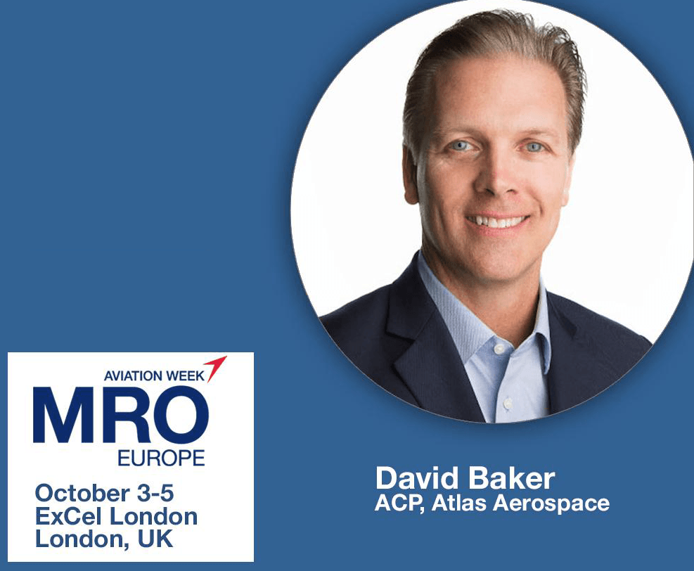 Creating Value through FAA Repair Solutions. Partner David Baker gave a brief talk at MRO Europe about ACP's capabilities.