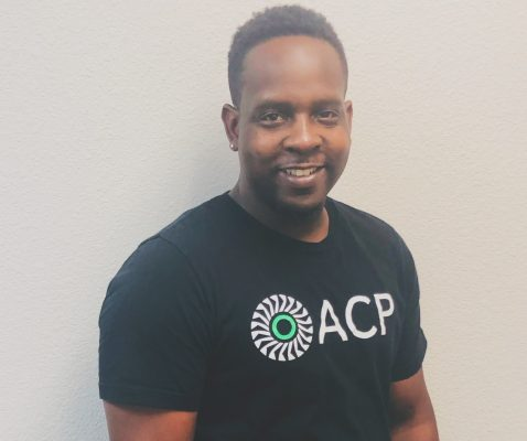 Throughout his four-year career at ACP, James Thompson (Shipping and Receiving at ACP) has initiated cookouts and clothing drives for the homeless and enlisted volunteers from his family of employees throughout Aereos' five divisions.