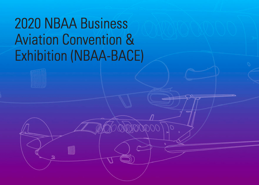 Aereos attending 2020 NBAA Business Aviation Convention & Exhibition (NBAA-BACE)