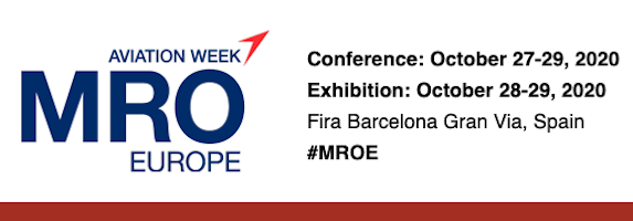 Aereos to attend MRO Europe 2020